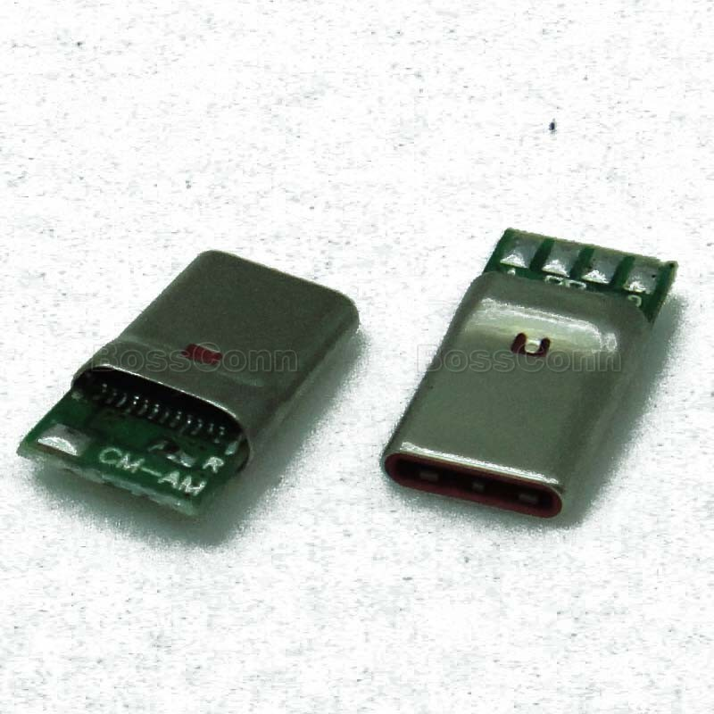 USB 3.1 Type C Connector, 2.0 Version
