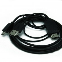 MHL 3.0 to HDMI cable