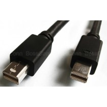 Mini DisplayPort male to male Cable