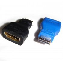 Mini HDMI to HDMI Female Adapter