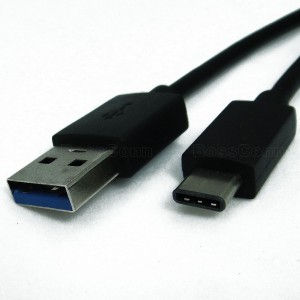 USB 3.1 Type C to USB 3.0 Type A Cable